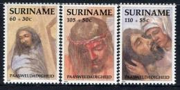 Poštovní známky Surinam 1991 Velikooce Mi# 1358-60