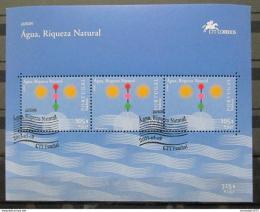 Poštovní známky Madeira 2001 Evropa CEPT Mi# Block 23