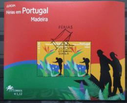 Poštovní známky Madeira 2004 Evropa CEPT Mi# Block 28