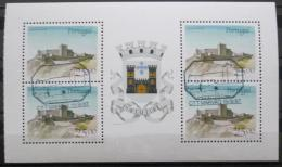 Poštovní známky Portugalsko 1987 Hrad Marvao Mi# 1733 MH