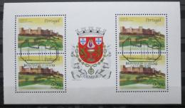 Poštovní známky Portugalsko 1986 Montemor-o-Velho Mi# 1700 MH