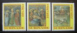 Poštovní známky Surinam 1992 Velikonoce Mi# 1400-02