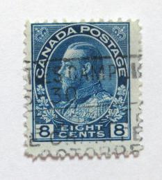 Poštovní známka Kanada 1925 Král Jiøí V Mi# 111 Kat 16€