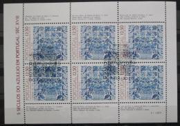 Poštovní známky Portugalsko 1983 Ozdobné kachlièky Mi# 1611