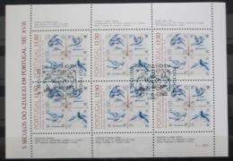 Poštovní známky Portugalsko 1983 Kachlièky Mi# 1603