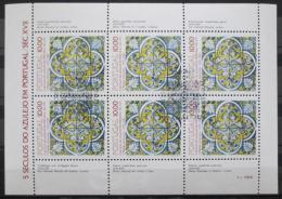 Poštovní známky Portugalsko 1982 Ozdobné kachlièky Mi# 1576