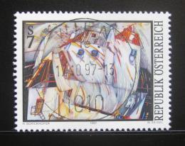Poštovní známka Rakousko 1997 Moderní umìní Mi# 2234