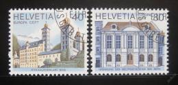 Poštovní známky Švýcarsko 1978 Evropa CEPT Mi# 1128-29