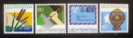 Poštovní známky Lichtenštejnsko 1983 Výroèí Mi# 824-27