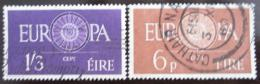 Poštovní známky Irsko 1960 Evropa CEPT Mi# 146-47 Kat 30€