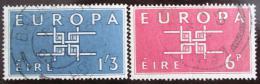 Poštovní známky Irsko 1963 Evropa CEPT Mi# 159-60