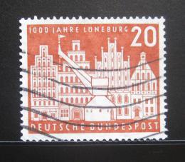 Poštovní známka Nìmecko 1956 Luneburg Mi# 230 Kat 10€
