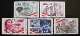 Poštovní známky Rakousko 1994-98 Profese