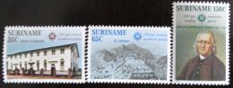 Poštovní známky Surinam 1982 Mise v Karibiku Mi# 1002-04