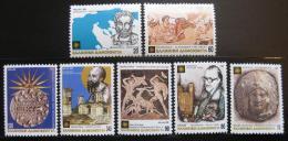 Poštovní známky Øecko 1992 Makedonské poklady Mi# 1805-11