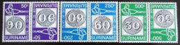 Poštovní známky Surinam 1993 Výstava BRASILIANA Mi# 1450-52 Kat 28€