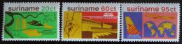 Poštovní známky Surinam 1978 Rozvoj Mi# 835-37