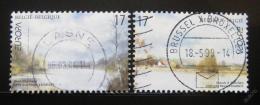 Poštovní známky Belgie 1999 Národní parky, Evropa CEPT Mi# 2867-68