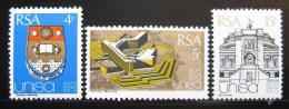 Poštovní známky JAR 1973 Století UNISA Mi# 418-20