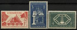 Poštovní známky Lucembursko 1956 BENELUX Mi# 552-54 Kat 70€