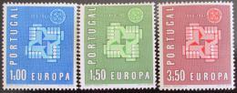 Poštovní známky Portugalsko 1961 Evropa CEPT Mi# 907-09