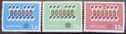 Poštovní známky Portugalsko 1962 Evropa CEPT Mi# 927-29