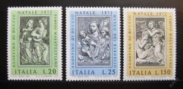 Poštovní známky Itálie 1973 Sochy, Duccio Mi# 1427-29 - zvìtšit obrázek