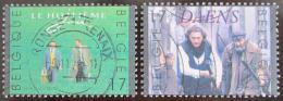 Poštovní známky Belgie 1998 Moderní film Mi# 2831-32