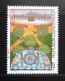 Poštovní známka Rakousko 2000 Moderní umìní Mi# 2331