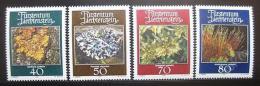 Poštovní známky Lichtenštejnsko 1981 Lyšejníky Mi# 776-79