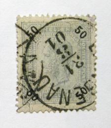 Poštovní známka Rakousko 1899 Císaø Franz Josef Mi# 79