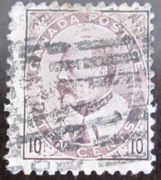 Poštovní známka Kanada 1903 Král Edward VII. Mi# 81 Kat 19€