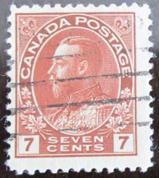 Poštovní známka Kanada 1924 Král Jiøí V Mi# 110