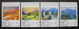 Poštovní známky Lichtenštejnsko 1991 Umìní Mi# 1016-19