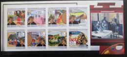 Poštovní známky Guinea 2009 Umìní, Paul Gauguin, neperf.