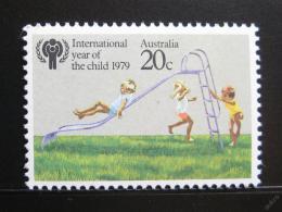 Poštovní známka Austrálie 1979 Mezinárodní rok dìtí Mi# 685
