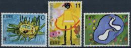 Poštovní známky Irsko 1979 Mezinárodní rok dìtí Mi# 401-03
