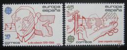 Poštovní známky Španìlsko 1985 Evropa CEPT Mi# 2671-72