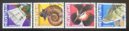 Poštovní známky Švýcarsko 1998 Pro Juventute Mi# 1663-66
