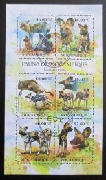 Poštovní známky Mozambik 2011 Pes hyenovitý Mi# 5022-27