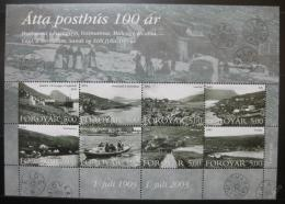 Poštovní známky Faerské ostrovy 2003 Komunity Mi# 462-69
