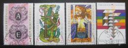 Poštovní známky Rakousko 1997-2000 Den známek