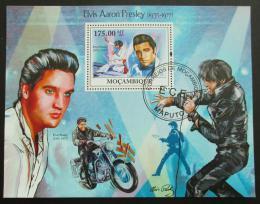 Poštovní známka Mosambik 2009 Elvis Presley Mi# Block 272