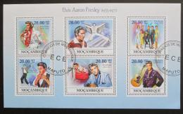 Poštovní známky Mosambik 2009 Elvis Presley Mi# 3350-55 - zvìtšit obrázek