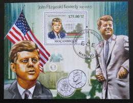 Poštovní známka Mosambik 2009 John F. Kennedy Mi# Block 269