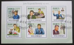 Poštovní známky Mosambik 2009 John F. Kennedy Mi# 3329-34