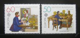 Poštovní známky Nìmecko 1979 Evropa CEPT Mi# 1011-12