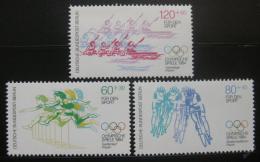 Poštovní známky Západní Berlín 1984 Sporty Mi# 716-18 Kat 7.50€