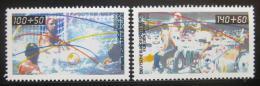 Poštovní známky Západní Berlín 1990 Sporty Mi# 864-65 Kat 11€