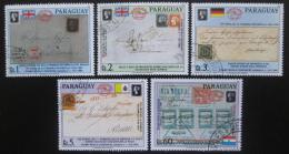 Poštovní známky Paraguay 1990 První známky Mi# 4482-86